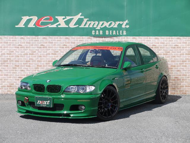BMW 318i MスポーツPKG サーキット仕様 5速MT