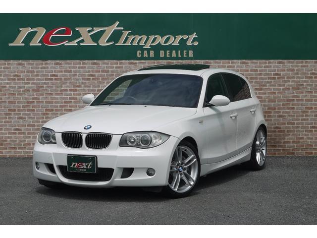 BMW 130i Mスポーツ  6MT タイヤ新品 黒革 ETC