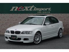 BMW330i Mスポーツ 6MT 車高調 社外HDDナビ SR