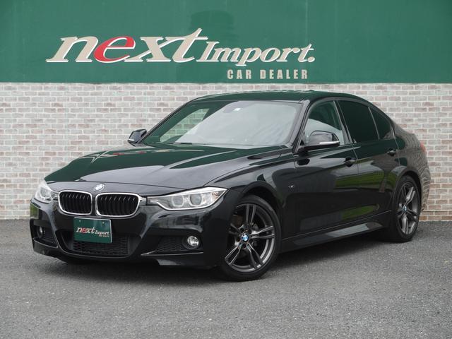 BMW 320i Mスポーツ 6MT コンフォートアクセス アイドリングストップ ドライビングモード ETC バックカメラ 18AW 純正ナビ 地デジ DVD再生 PDC パワーシート オートライト Bluetooth