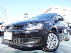 VW ポロTSIコンフォートライン 禁煙車 社外SDナビ フルセグTV