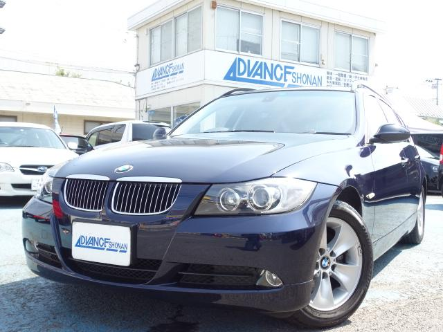 BMW 3シリーズ 325iツーリング ワンオーナー 禁煙車 キーレス ETC