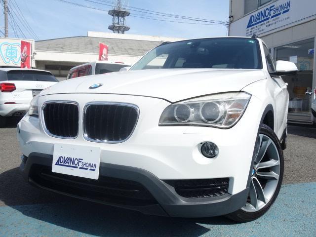 BMW  禁煙車 社外HDDナビ フルセグTV ミュージックサーバー Bluetooth スマートキー バックカメラ ETC オートエアコン オートライト 純正18インチアルミ HIDヘッドライト