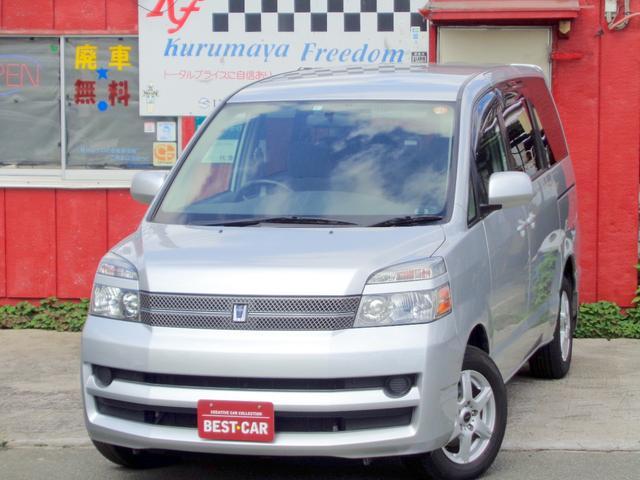 トヨタ X キーレス 純正ナビ ETC 両側パワースライドドア HIDヘッドライト オートエアコン 電格ミラー PVガラス 社外アルミ Wエアバッグ ABS