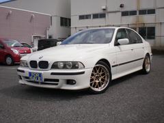 BMW525i Mスポーツ サンルーフ BBS18インチAW