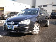 VW ゴルフヴァリアントTSI コンフォートライン ワンオーナー車 メモリーナビTV