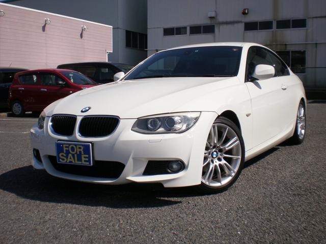 BMW 320i Mスポーツパッケージ 純正HDDナビバックカメラ