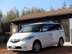 エリシオンVX 4WD ETC 地デジ リアモニター 8人乗り 記録簿