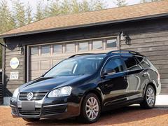 VW ゴルフヴァリアントTSI DSG交換済み ストラーダHDD ETC HID
