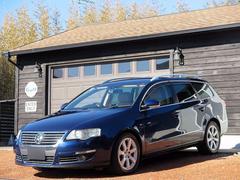 VW パサートヴァリアント2.0T 茶レザー シートヒーター HDD ETC 記録簿
