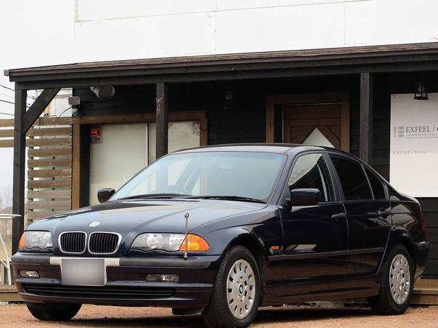 BMW 3シリーズ 318i ETC キーレス 記録簿 (車検整備付)