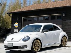 VW ザ・ビートル車高調 鍛造20AW マフラー ワンオフ 1オーナ 記録簿