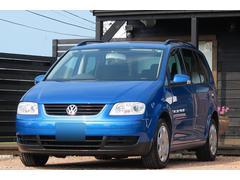 VW ゴルフトゥーランE 7人乗り キーレス 記録簿 保証書 取説 オートC