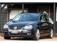 VW ゴルフヴァリアント2.0TSI スポーツライン HDD ETC 18AW