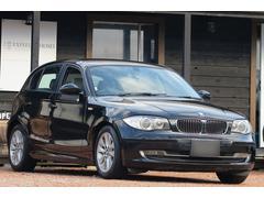 BMW116i 白レザー シートヒーター ナビ ETC HID
