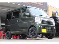 エブリイジョイン 4WD 上げバン XTREME−Jアルミ