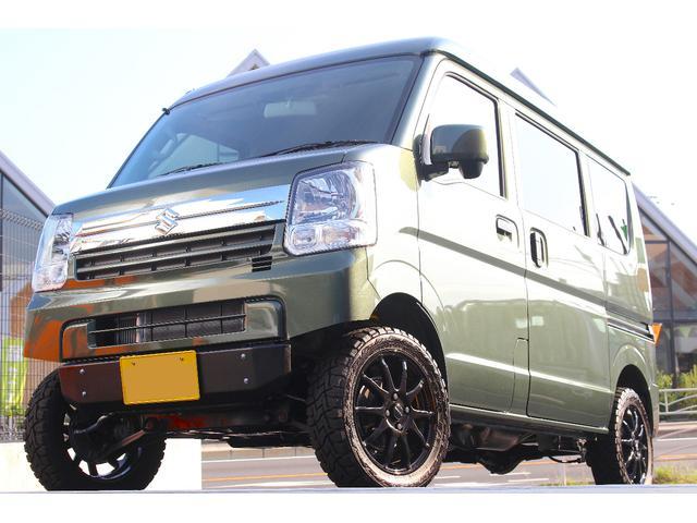 スズキ ジョインターボ 5MT 生産終了モデル 2WD 5MT リフトアップ 15inAW TOYOオープンカントリー