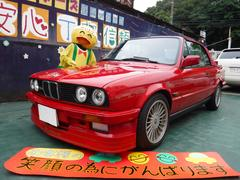 BMW325iカブリオレ 左H アルピナ仕様 新品幌 M3用レザー
