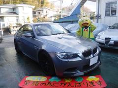 BMWM3クーペ DCT MC後Iドライブ GTS19インチ 右H
