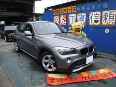 BMW X1sDrive 18i サンルーフ 正規ディーラー記録簿6枚