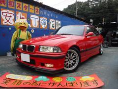BMWM3クーペ サンルーフ BBS17インチAW