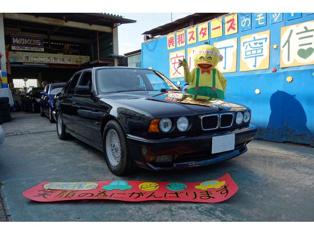 BMW 5シリーズ 525i スポーツパッケージ  整備手帳あり...