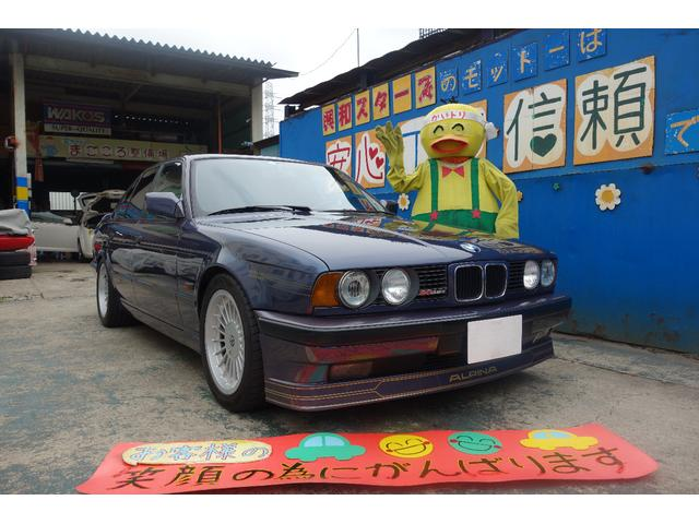 BMWアルピナ B10 3.5/1 5速MT