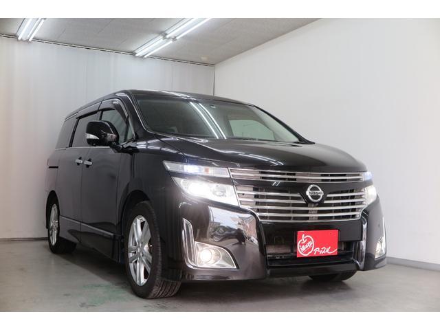 日産 250ハイウェイスター ワンオーナー車 メーカー純正ナビ