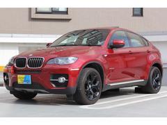 BMW X6xDrive 35i 黒革 サンルーフ 電動リアゲート