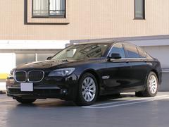 BMW740i 黒革 サンルーフ 整備記録あり