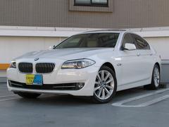 BMW535i ベージュレザー サンルーフ