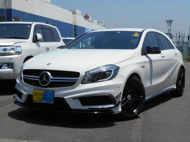 A45 AMG 4MATIC EDITION.II(1枚目)