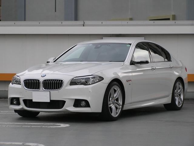 BMW 523d Mスポーツ 後期 黒革 19AW ACC