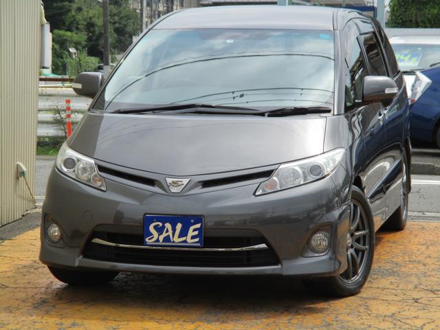 トヨタ 2.4アエラス Gエディションパートタイム4WD中期型HID