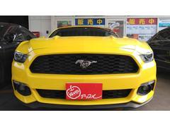 フォード マスタングコンバーチブル 電動オープン スマートキー 革シートエアコン