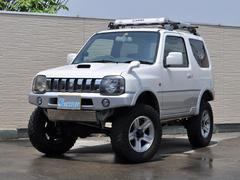 ジムニーXC 4WD リフトアップ 社外マフラー 社外エアクリーナー
