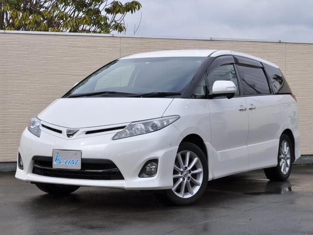 トヨタ 2.4アエラス Gエディション ワンオーナー ユーザー買取車