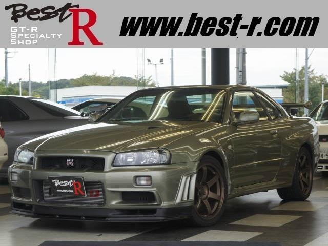 スカイライン(日産) GT−R VスペックII ニュル 中古車画像