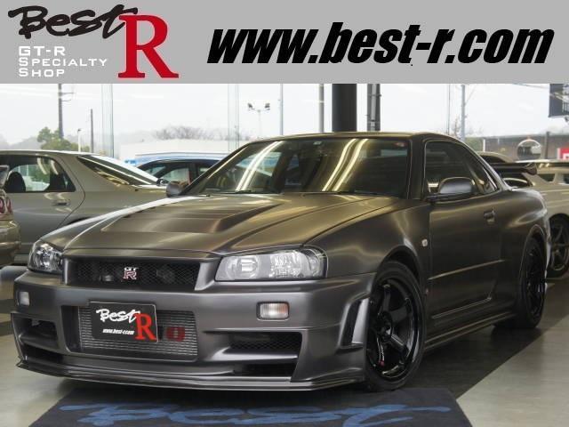 日産 GT-R Mスペック ニュル nismoS2 禁煙車