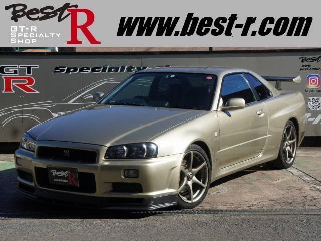 日産 スカイライン GT-R Mスペック 1オーナー NISMOスポーツリセッティング