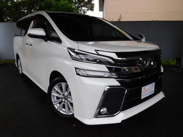 トヨタ 2.5Z ワンオーナー 両側電動ドア サンルーフ ナビ TV