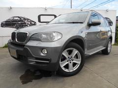 BMW X53.0si黒革シート パワーシート シートヒーター 4WD