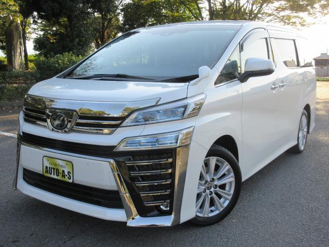 トヨタ 2.5Z トヨタセーフティセンス ツインモニター
