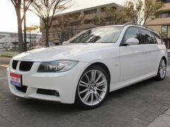 BMW320iツーリング Mスポーツパッケージ 純18インチアルミ