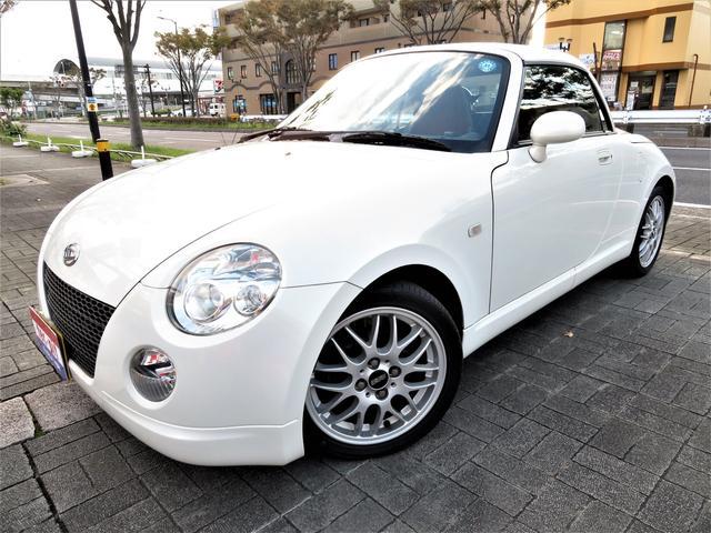 「ダイハツ」「コペン」「オープンカー」「千葉県」の中古車
