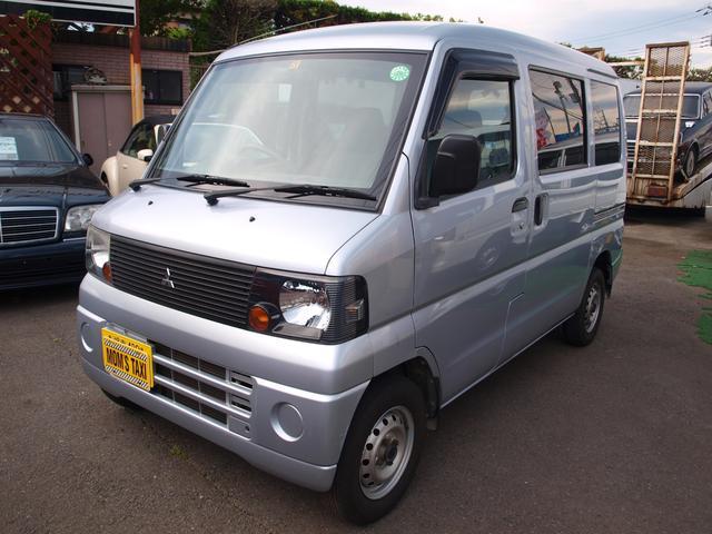 三菱 CL ハイルーフ 5ドア4人乗り CD 禁煙車 ETC
