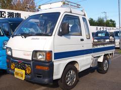 ハイゼットトラックジャンボ 4WD エアコン付き 5速マニュアル