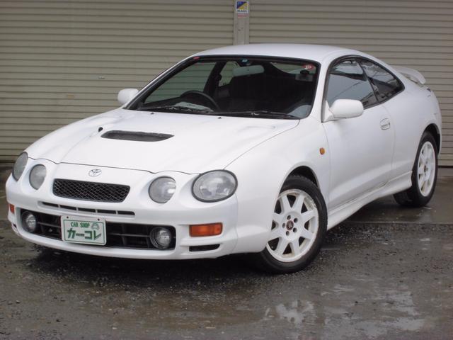 トヨタ GT-FOUR5速MT ターボ 4WD 社外16インチAW