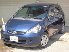 フィット A 福祉車両 助手席回転シート アンシャンテ ナビ CD(ホンダ)
