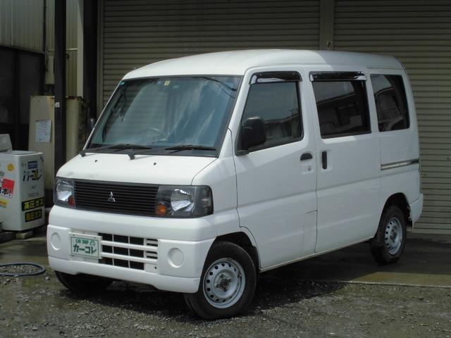 三菱 CD 3速AT 2WD 記録簿 4人乗り パワステ